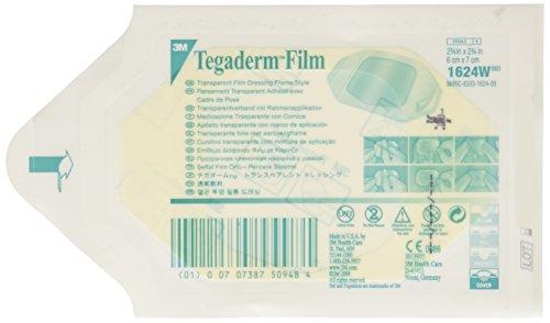 Tegaderm Film Transparentverband, 6,0x7,0 cm (20 Stück)