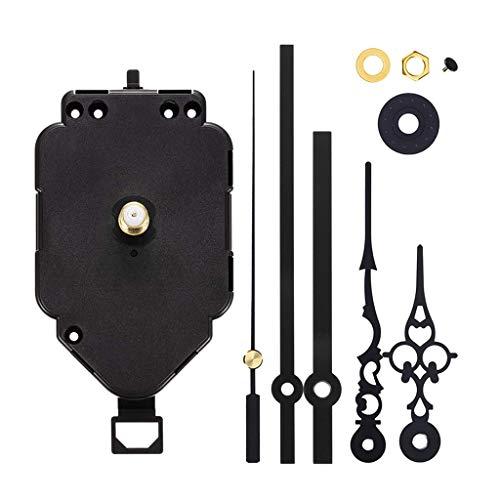 sharprepublic Mechanismus Quarz-Uhrwerk Quarzwerk Quartzwerk Pendel-Uhr-Werk Pendeluhrwerk mit Zeiger