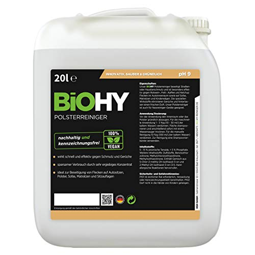BIOHY professionele raamreiniger 24 x 20 Liter Kanister