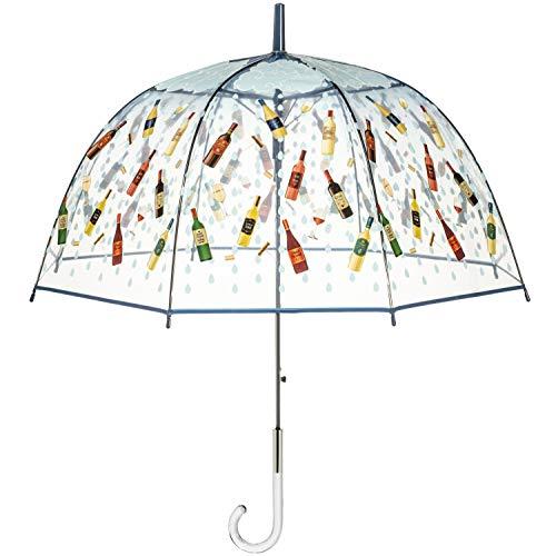 Wine Lovers Bubble Dome Umbrella