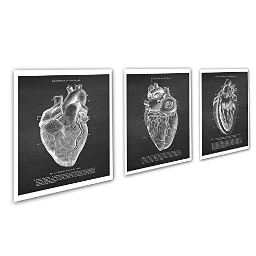 Vintage Heart Artwork
