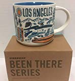 Starbucks Kaffeetasse – Been There Serie Across The Globe (Los Angeles)