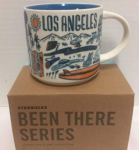 Starbucks Kaffeetasse – Been There Serie Across The Globe (Los Angeles)