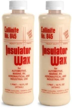 Collinite Insulator Wax 2021 new Be super welcome 1 845 2 Pack Pint
