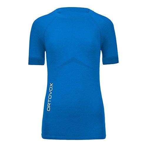 Ortovox W's Merino Competition T-Shirt pour Femme L Bleu océan