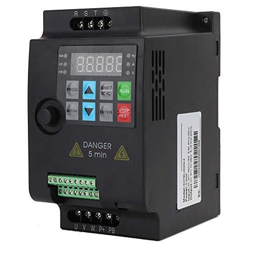Variador De Frecuancia VFD 380V 2.2kw trifásico,Convertidor Inversor De Frecuencia,Controlador De Velocidad De Motor,Utilizado En Suministro De Agua a Presión Constante