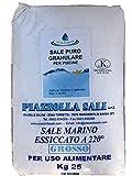 25 kg sale marino essicato per addolcitori acqua filtro depuratori casa piscina