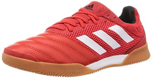 Adidas Copa 20.3 IN Sala, Zapatillas Deportivas Hombre, Active Red/FTWR White/Core Black, 39 1/3 EU