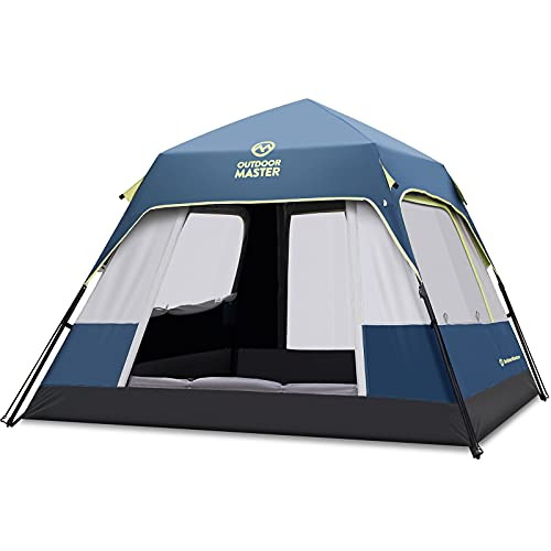 OutdoorMaster Tents, 4/6/8 Person Camping Tent...