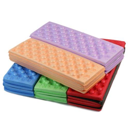 Nouveau coussin imperméable d'extérieur besoins coussin rectangulaire pliant tapis de mousse confortable et durable