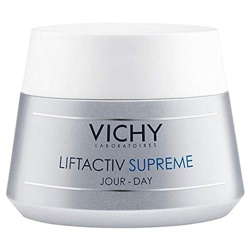 サラダ恐ろしい罰[Vichy ] 最高の顔デイクリームN / Cの皮膚50ミリリットルLiftactivヴィシー - Vichy LiftActiv Supreme Face Day Cream N/C Skin 50ml [並行輸入品]
