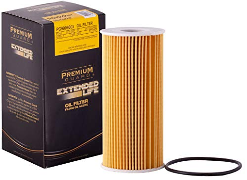 PG Oil Filter, Extended Life PG99090EX   Fits 2009-16 Porsche Boxster, 2009-16 Cayman