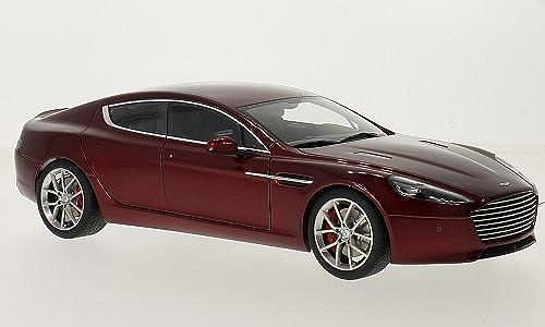 Aston Martin Rapide S, metallic-dunkelrot, 2015, Modellauto, Fertigmodell, AUTOart 1 18