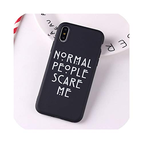 Social Media Darms Your Mental Health Coque - Carcasa de silicona para iPhone 11 Pro 6S 5 8 Plus X 7 7Plus Xs Max, para iPhone X X, 3-10-ForiPhone7Plus
