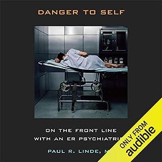 Danger to Self audiobook cover art