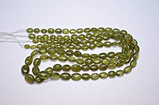 """Jewel Beads Natural Beautiful jewellery 9.5"""" Strand 7-9MM-Gem Quality Natural Vessonite Garnet Smooth Hand Polished Oval Briolette Beads-AAAACode:- JBB-33458"""