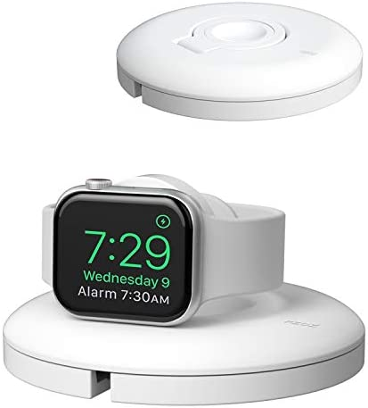 PZOZ Charger Stand Compatible for Apple Watch Portable Charging Station Cable Management Dock product image