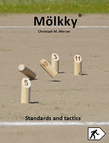 Mölkky: Standards and tactics (English Edition)