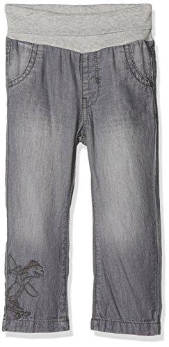 s.Oliver Baby-Mädchen 65.801.71.3115 Jeans, Grau (Grey Denim Non Stre 96Y2), 92
