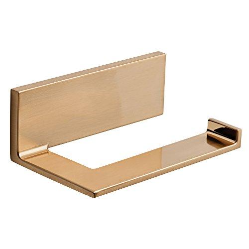 Top 10 best selling list for delta champagne bronze vero towel holder toilet paper holder
