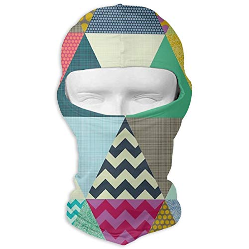 Sitear New York Beauty Driehoeken Gepersonaliseerde Full Face Masker Hood Nek Warm Voor Mannen En Vrouwen Outdoor Sport Windproof Zonnebrandcrème