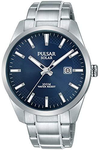 Pulsar solar PX3181X1 Herren Solar Uhren