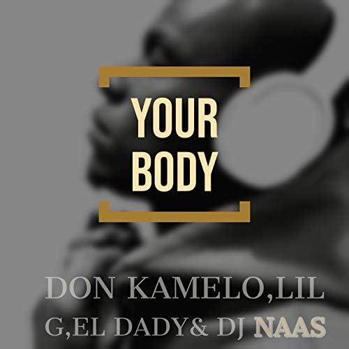 DJ naas & Don Kamelo feat. Lil G & El Dady