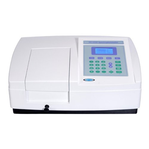 UV-5200 UV/VIS Spectrophotometer Ultraviolet Visible Spectrophotometer 190-1100nm Wavelength Range 2nm Bandwidth