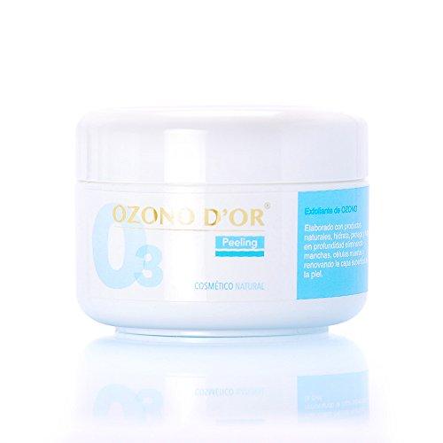 OZONO DOR. Peeling facial de Ozono. Exfoliante NATURAL, sin productos químicos, para...
