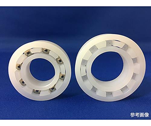 鹿島化学金属 樹脂ベアリング(UHMWPE) UKB6204PE-G