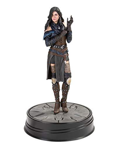 Horror-Shop Yennefer von Vengerberg Witcher 3 Wild Hunt Figur 20cm als Geschenk