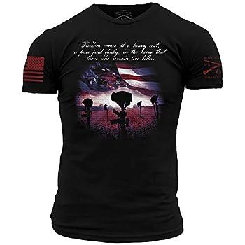 Grunt Style Memorial 2018 Men s T-Shirt  Black XXX-Large