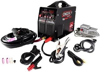 LONGEVITY Tigweld 200D - 200 Amp Tig/Stick Welder Dual Voltage 110v 220v