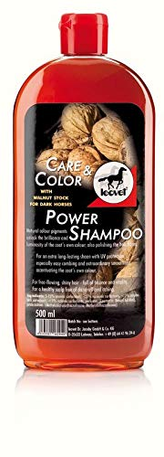 LEOVET Waschshampoo Power, walnuss, 500 ml