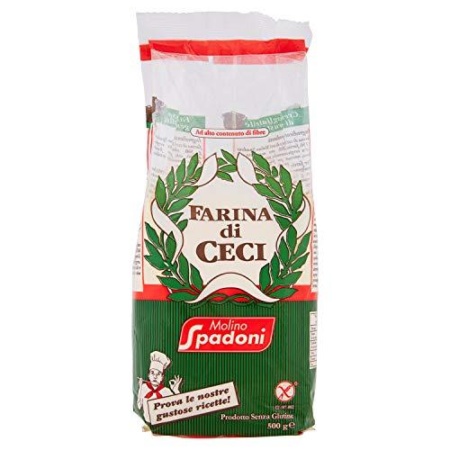Molino Spadoni Farine de pois chiche farina di ceci italienne - 500g