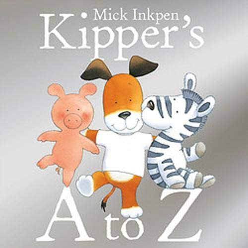 Couverture de Kipper: Kipper's A to Z