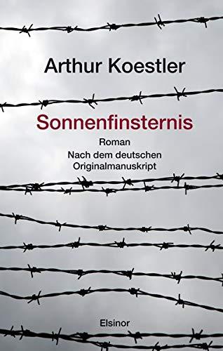 Sonnenfinsternis: Roman. Nach dem deutschen Originalmanuskript: Roman. Nach dem Originalmanuskript