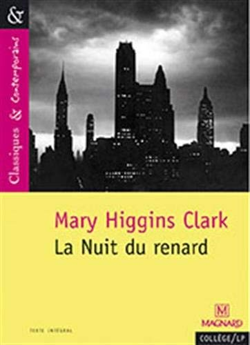 La Nuit du renard de Marie-Higgins Clark by Brighelli(2000-07-07)