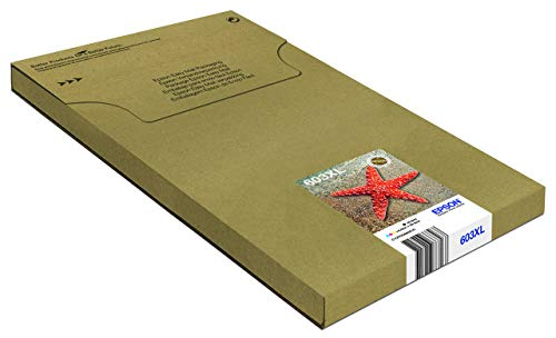Epson Multipack 603XL EasyMail - Cartucce per Stampante, 4 Colori