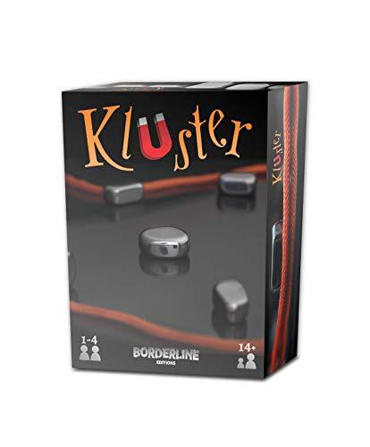 Kluster - Jeu d adresse aimants - Pierres aimantées