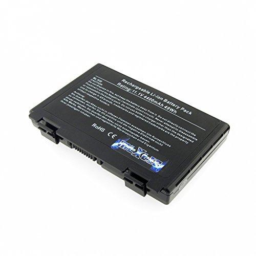 MTXtec Akku, LiIon, 10.8V, 4400mAh, schwarz für Asus X5DIJ