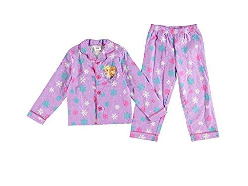 Disney Frozen Die Eiskönigin Pyjama (116 - ca. 5-6 Jahre)