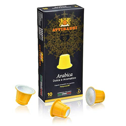 cafetera capsulas nespresso fabricante Attibassi