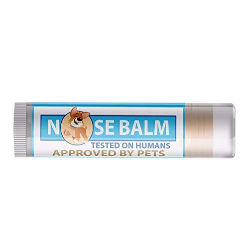 Pawtitas Cera para la Nariz de su Perro con Crema Hidratante para la parte agrietada y seca del hocico del perro | Balsamo para perro humecta y suaviza la piel seca en la nariz de su cachorro - 4,5 ml