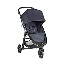 Baby Jogger 2083049 City Mini GT2 Single Stroller – Carbon