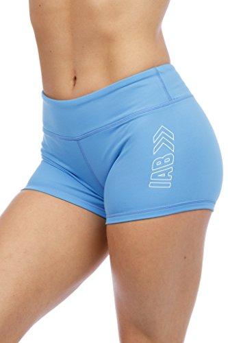 """Premium Woman's 3"""" Inseam Compression Booty Shorts"""