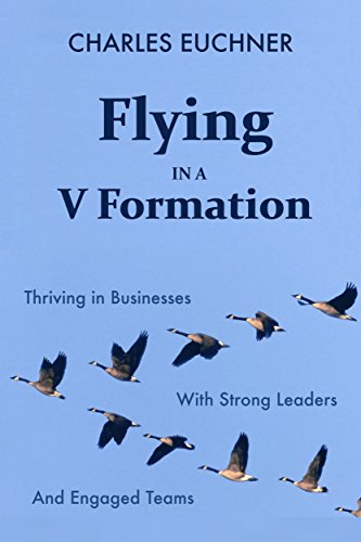 Flying in a V Formation: Thriving in Business With Strong Leaders and Engaged Teams (Getting Things Done) (English Edition)
