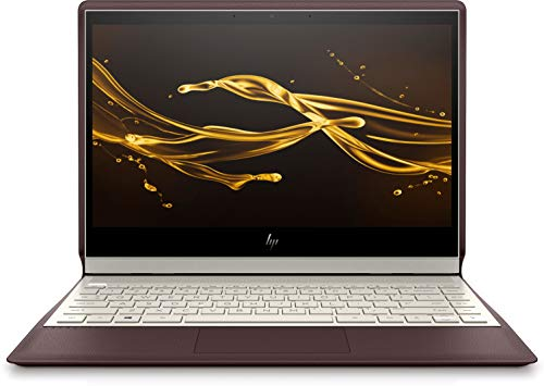 "HP Spectre Folio Leather - 13.3"" Touch - i7-8500Y - 16GB - 512GB SSD - Bordeaux Burgundy"