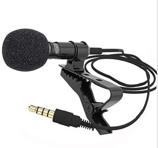 FingerLakes Professional Lavalier Lapel Microphone Omnidirec