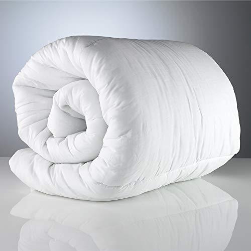 Linens Limited Polycotton Hollowfibre Non-Allergenic Duvet/Quilt, 7.5 Tog, Cot Bed